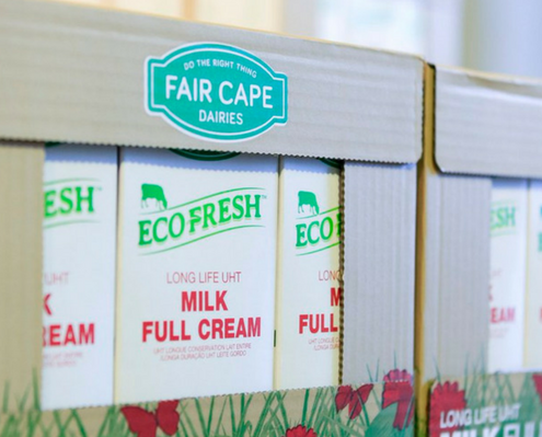 Francois Dairy - Dairy And Egg Distributor - Milk